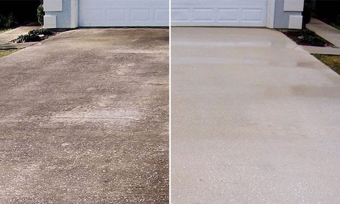 rockville driveway cleaning