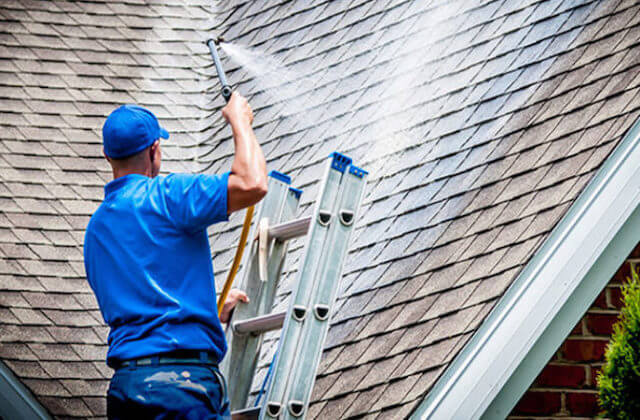 rockville roof cleaning
