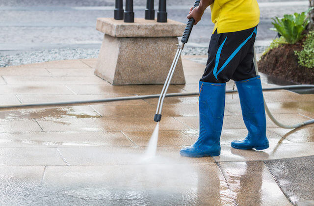 commercial cleaning rockville