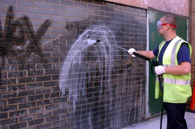 graffiti removal in rockville